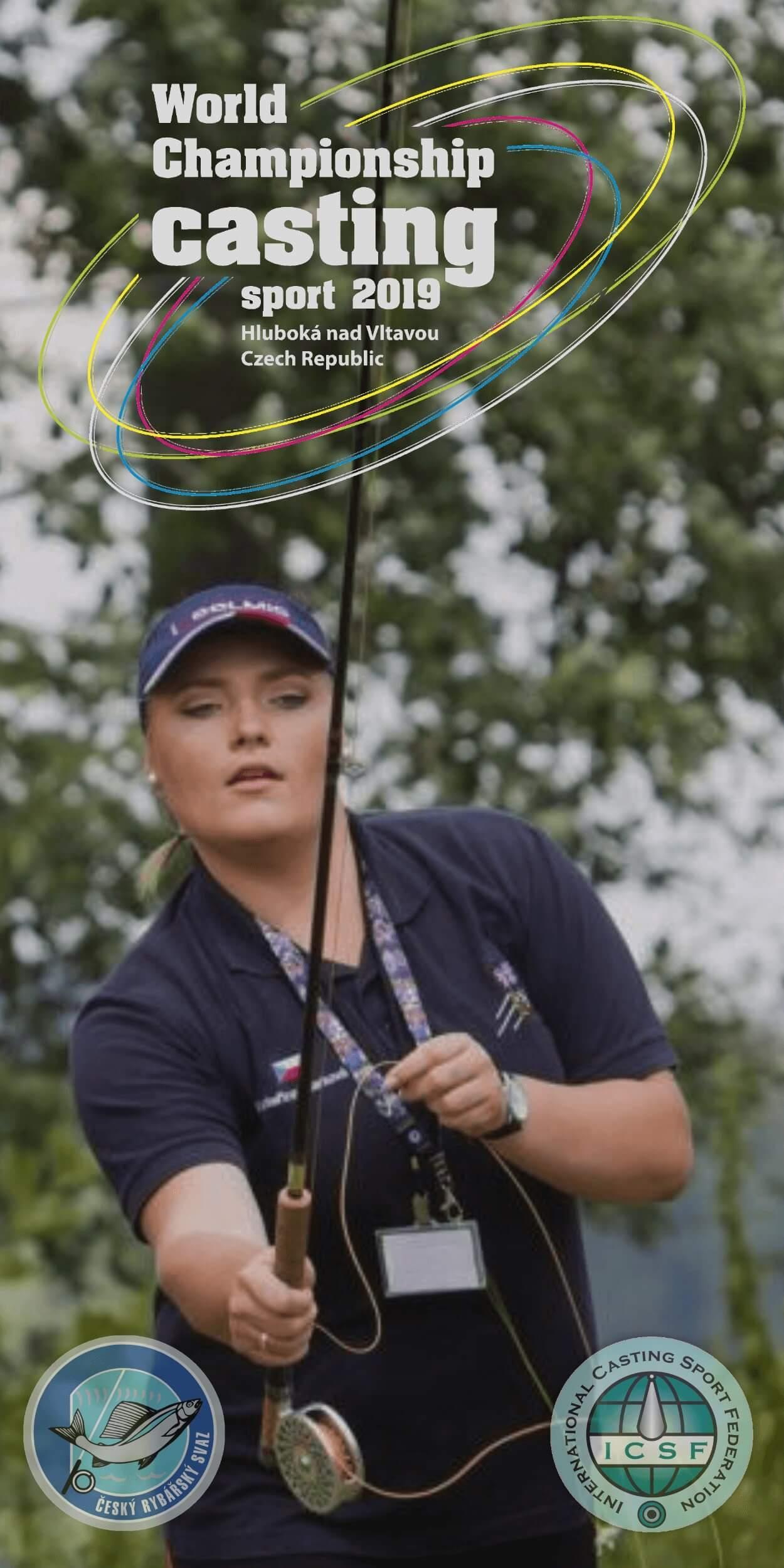 World Championship Castingsport 2019 Hluboká nad Vltavou